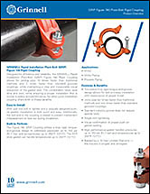 GRIP Figure 740 Pivot-Bolt Rigid Coupling Product Overview